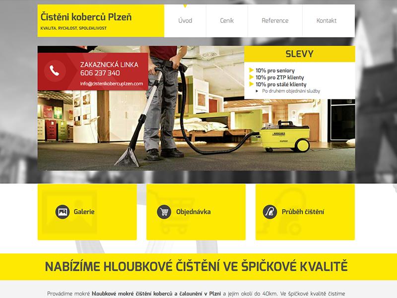 cisteni-kobercu-plzen-responsivni-web-vipweb